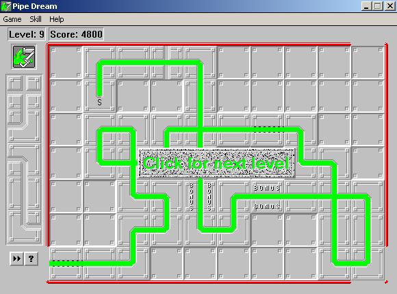 pipe dream game  windows 7
